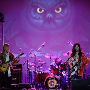 Rush – Mystic Rhythms