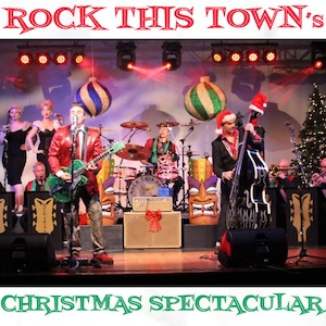 Rock This Town Orchestra Christmas Spectacular