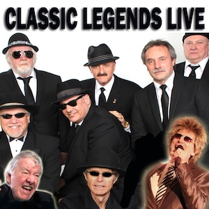 Classic Legends Live – Chicago, Rod Stewart & Joe Cocker