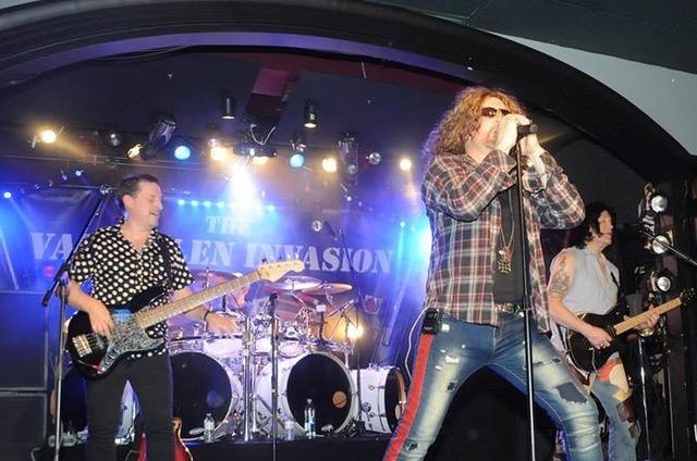 The Van Halen Invasion 1